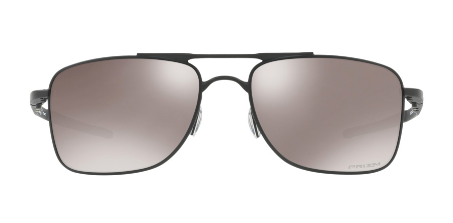 Oakley Gauge 8 M OO4124-02 Matte Black 57mm Polarised