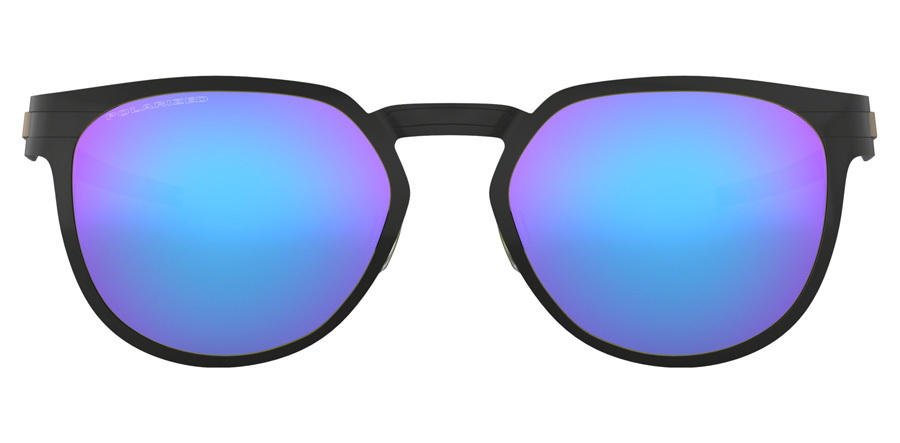 Oakley Diecutter OO4137 Satin Black / Violet 06 55mm Polarised