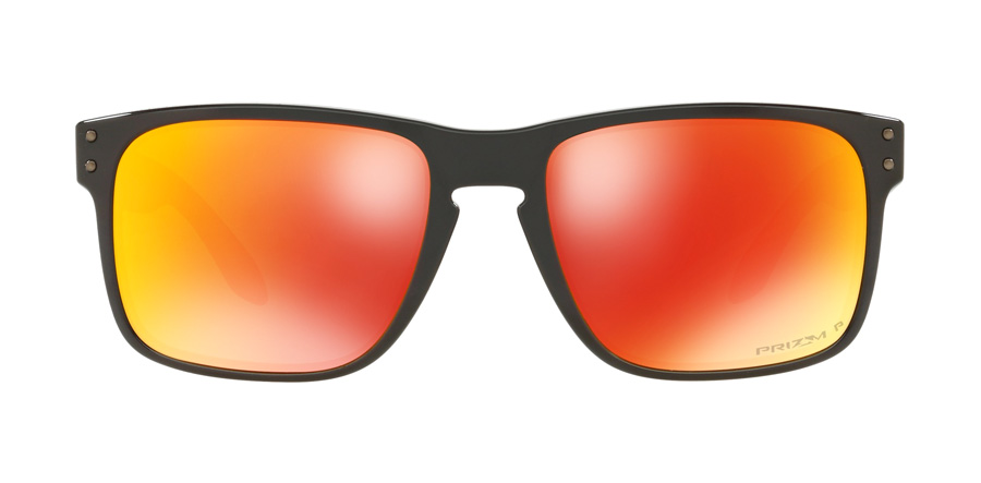 Oakley OO9102 Holbrook Polished Black F1 57mm Polarised