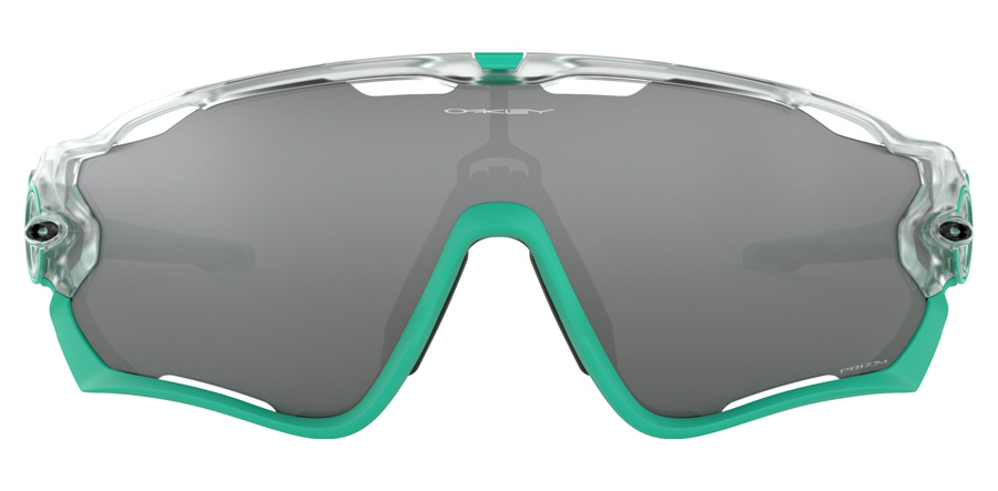 Oakley Jawbreaker OO9290 Matte Clear / Prizm Black 38 31mm