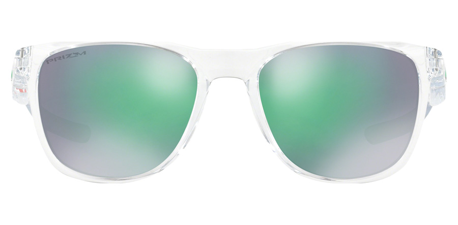 Oakley Trillbe X OO9340 Polished Clear / Prizm Jade 17 52mm