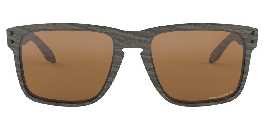 Oakley Holbrook XL OO9417 Woodgrain 06 59mm Polarised