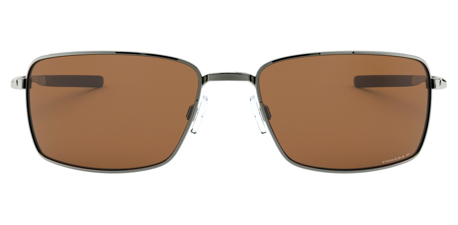 Oakley Square Wire OO4075 Tungsten 14 60mm Polarised