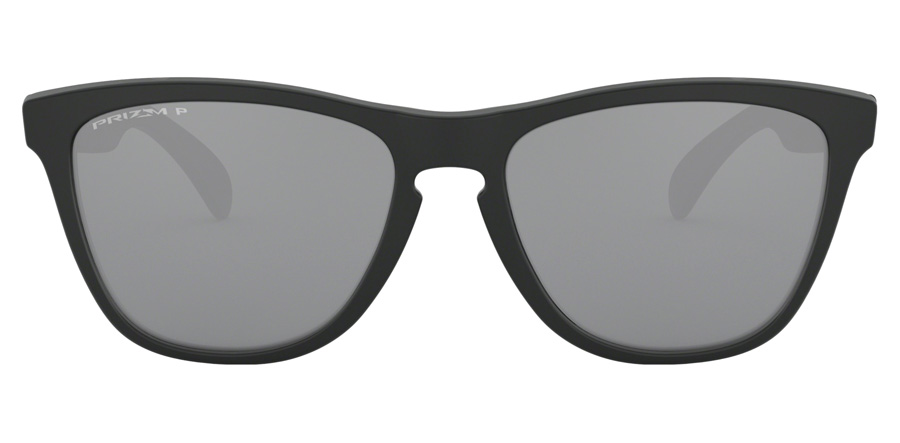 Oakley Frogskins OO9013 Matte Black F7 55mm Polarised