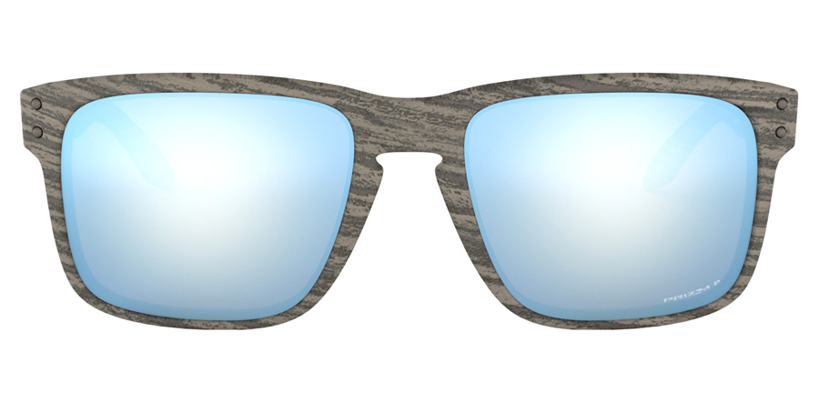 Oakley Holbrook OO9102 Woodgrain J9 57mm Polarised