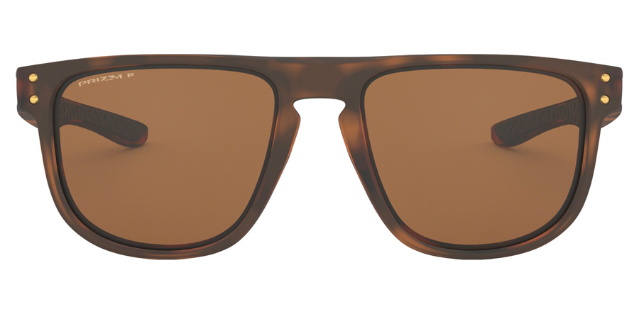 Oakley Holbrook R OO9377-06 Dark Brown 55mm Polarised