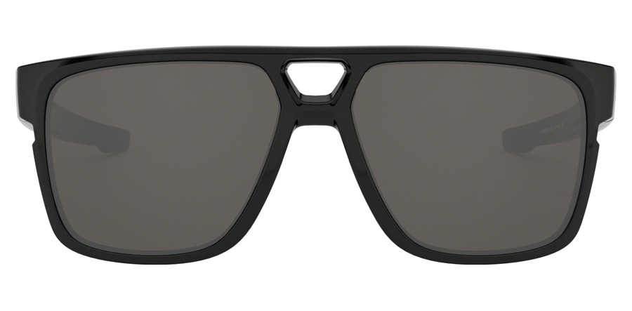 Oakley Crossrange Patch OO9382-01 Polished Black 60mm