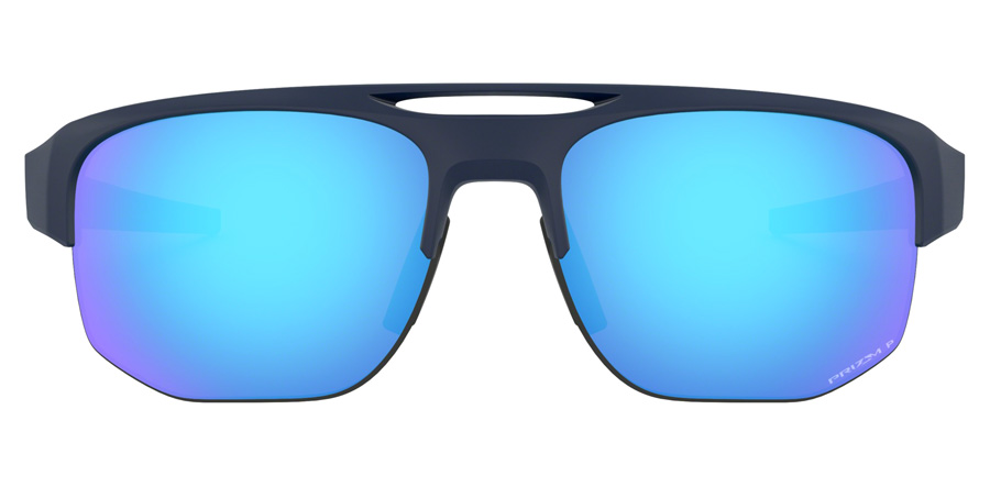 Oakley Mercenary OO9424 Matte Navy 06 70mm Polarised