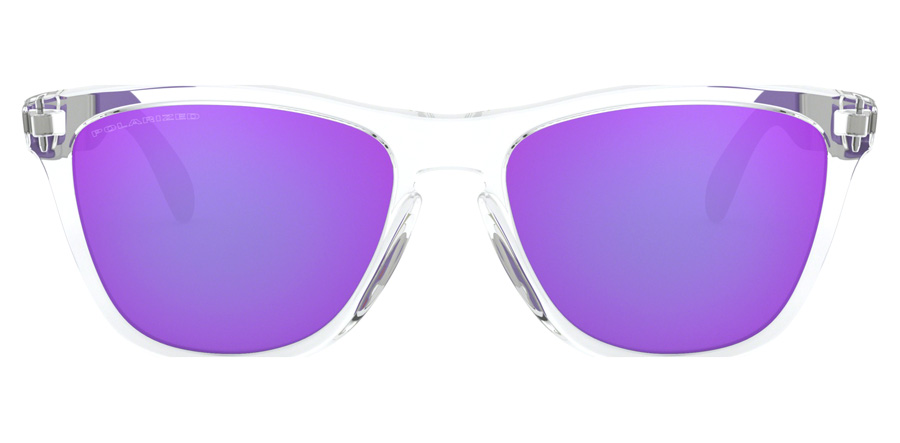Oakley Frogskins Mix OO9428 Polished Clear 06 55mm Polarised