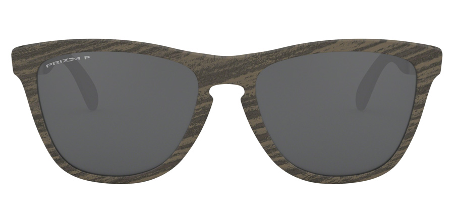 Oakley Frogskins Mix OO9428 Woodgrain 07 55mm Polarised