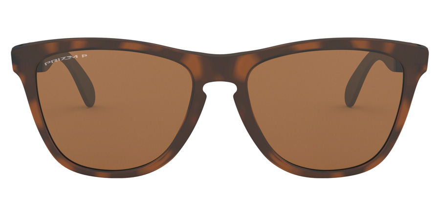 Oakley Frogskins Mix OO9428 Matte Brown / Tortoise 08 55mm Polarised
