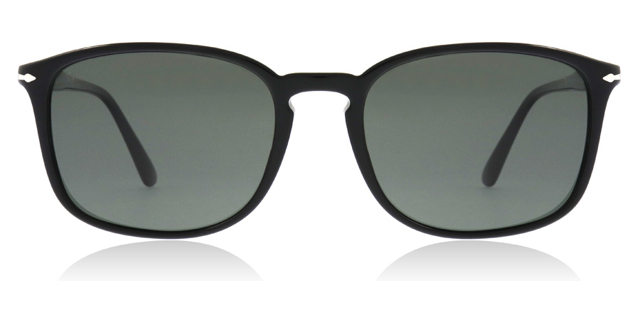 Persol PO3158S Black 95/58 56mm Polarised