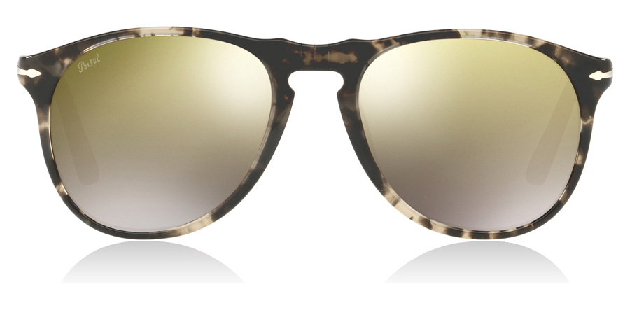 Persol PO9649S Spotted Grey / Black 1063O3 52mm