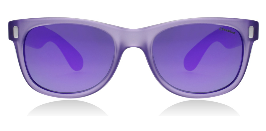 Polaroid Junior PLD 0115 Age 4-5 Years P0115 Purple 141 46mm Polarised