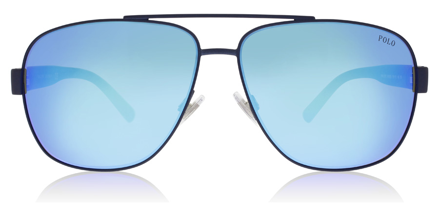 e78085a3792 Polo Ralph Lauren PH3110 Navy Blue 911925 56mm. free delivery. At Sunglasses  Shop ...