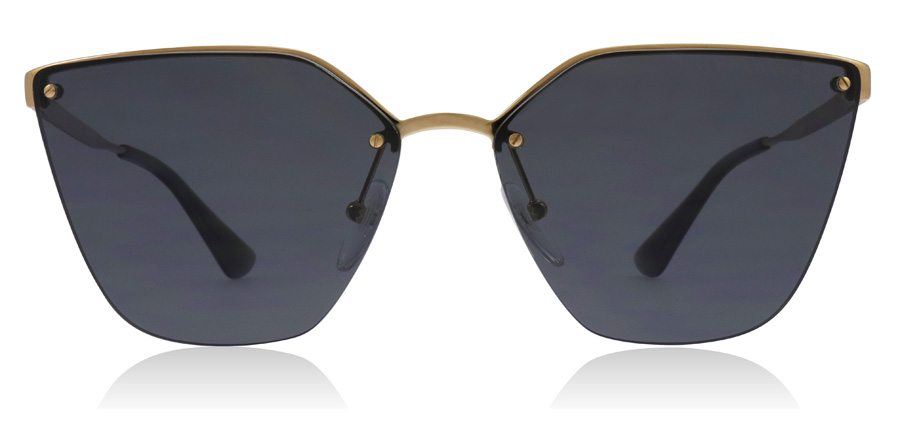 Prada PR68TS Antique Gold 7OE5Z1 63mm Polarised