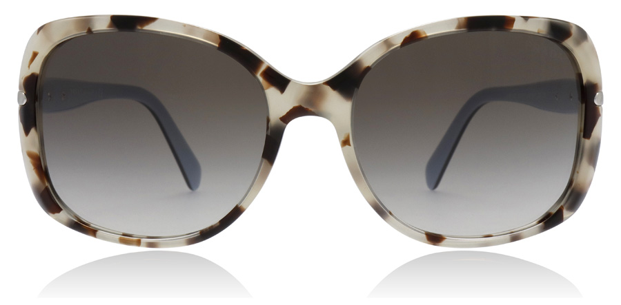 Prada PR08OS Spotted Brown UAO0A7 57mm