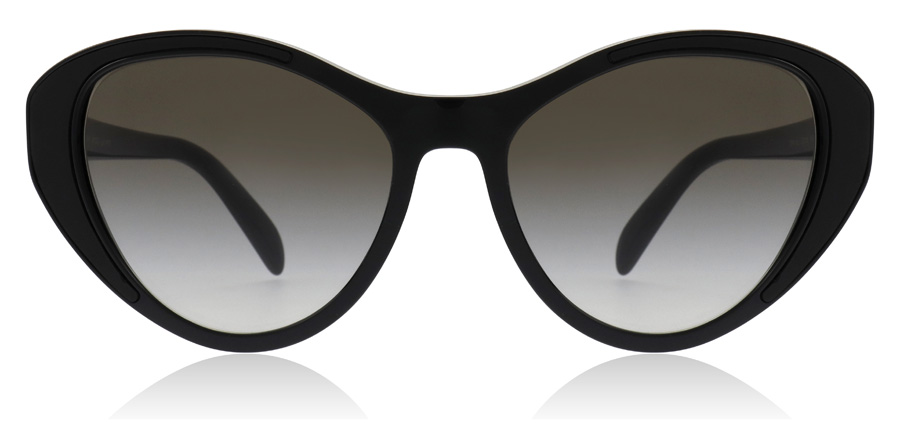 Prada PR14US Black 1AB0A7 55mm