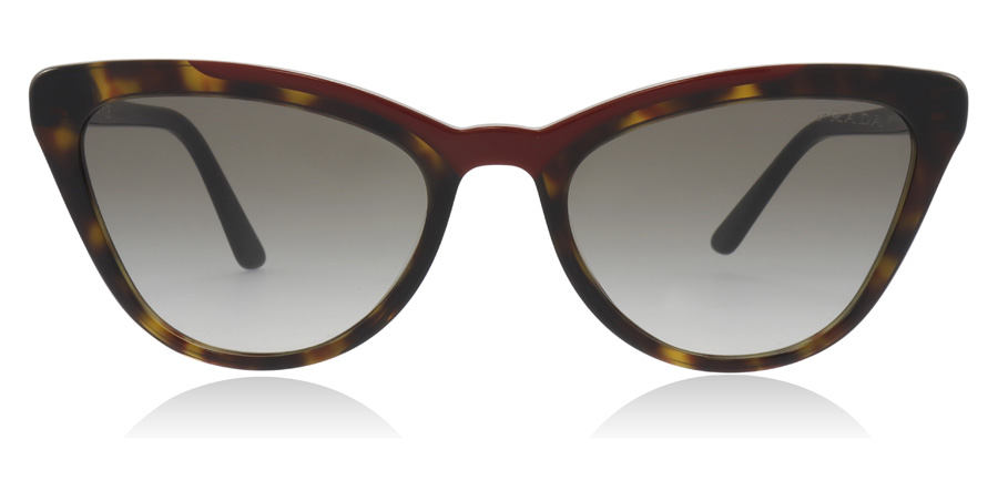 Prada PR01VS Havana / Red 3200A7 56mm