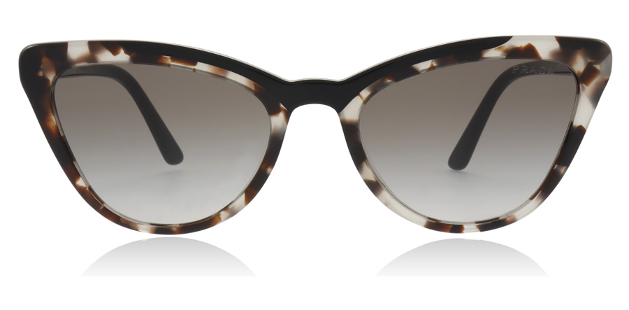 Prada PR01VS Brown / Black 3980A7 56mm