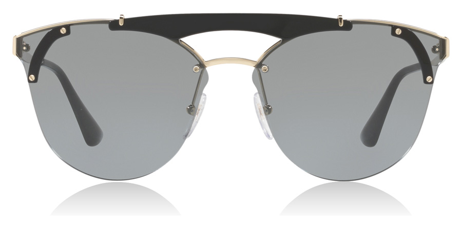 Prada PR53US Pale Gold / Black 1AB3C2 42mm