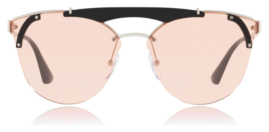 Prada PR53US Silver / Black 1AB4Q0 42mm