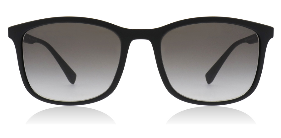 Prada Sport PS01TS Black Rubber DG00A7 56mm