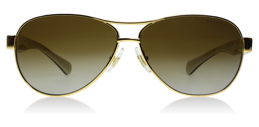 Ralph RA4096 Havana / Yellow 106/T5 59mm Polarised