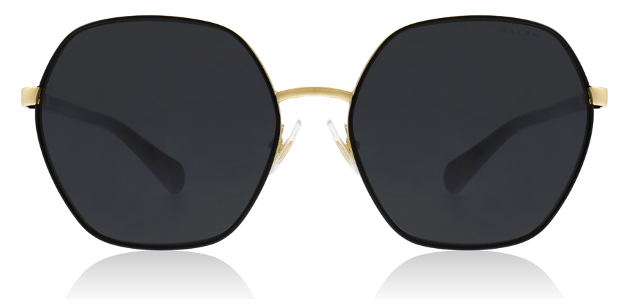 Ralph RA4124 Shiny Gold / Black 933787 60mm