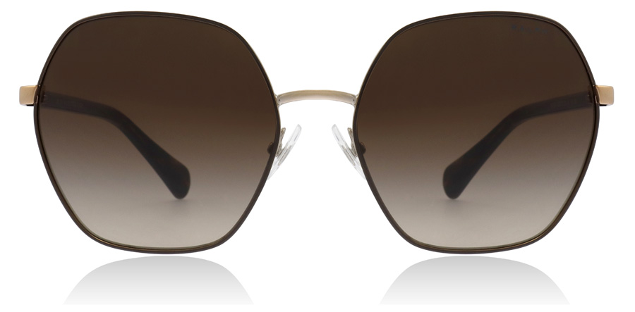 Ralph RA4124 Shiny Brown / 933813 60mm