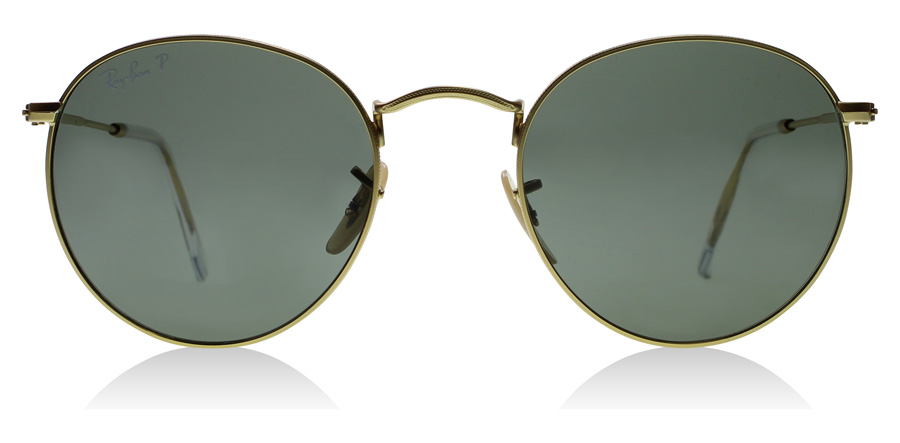 Ray-Ban RB3447 Gold 112/58 50mm Polarised