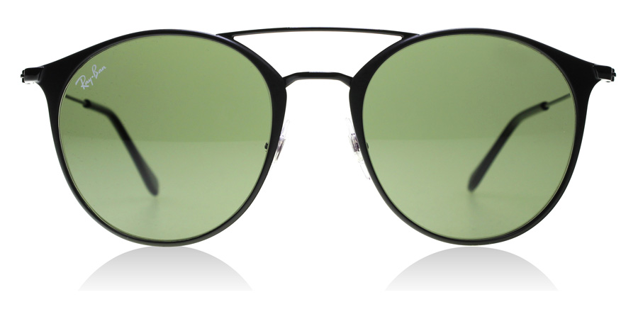 Ray-Ban RB3546 Black Top Matte 186 52mm