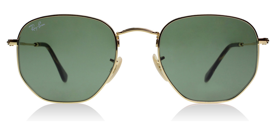 Ray-Ban RB3548N Gold 001 54mm