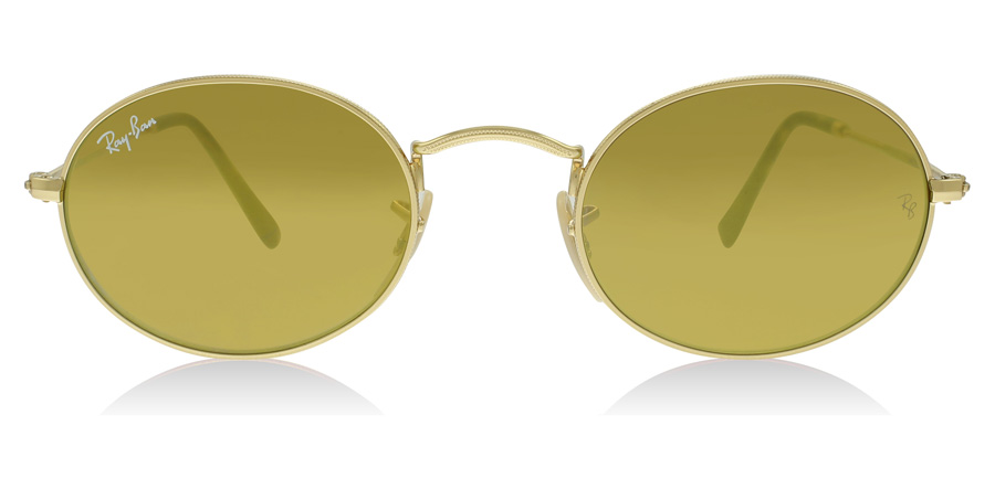 Ray-Ban RB3547N Gold 001/93 48mm