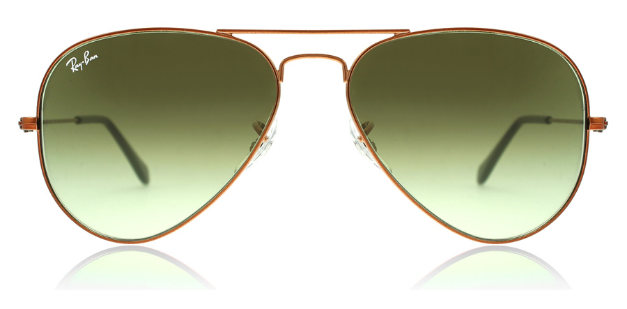 Ray-Ban RB3025 Shiny Medium Bronze 9002A6 58mm