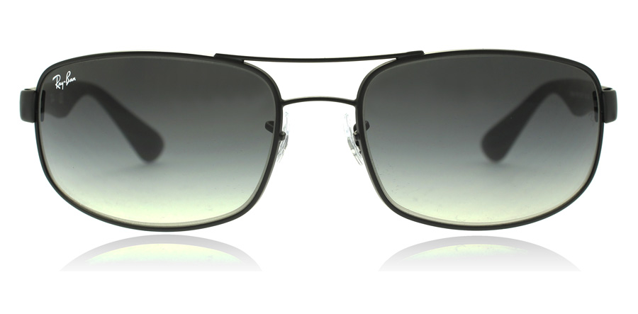Ray-Ban RB3445 Matte Black 006/11 61mm