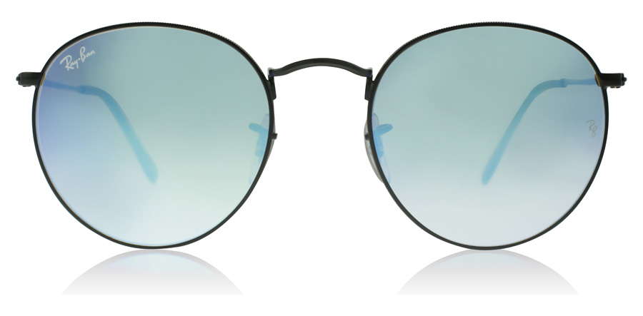 Ray-Ban RB3447 Shiny Black 002/4O 53mm