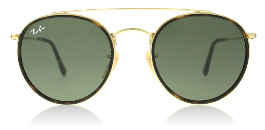 Ray-Ban RB3647N Gold 001 51mm