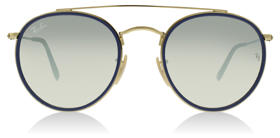 Ray-Ban RB3647N Gold 001/9U 51mm