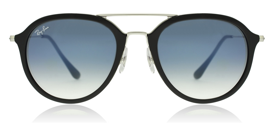 Ray-Ban RB4253 Black 62923F 53mm