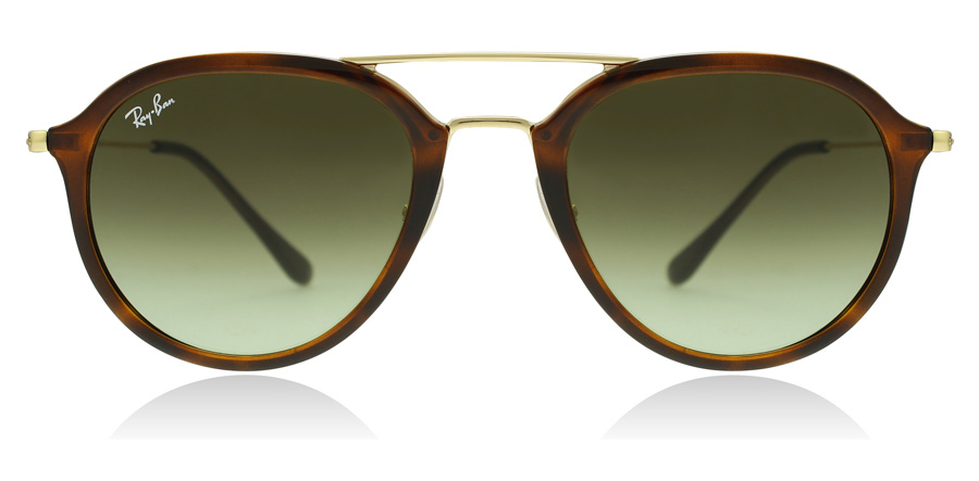 Ray-Ban RB4253 Stripped Havana 820/A6 53mm