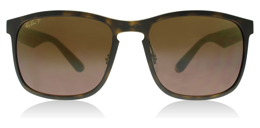 Ray-Ban RB4264 Matte Havana 894/6B 58mm Polarised
