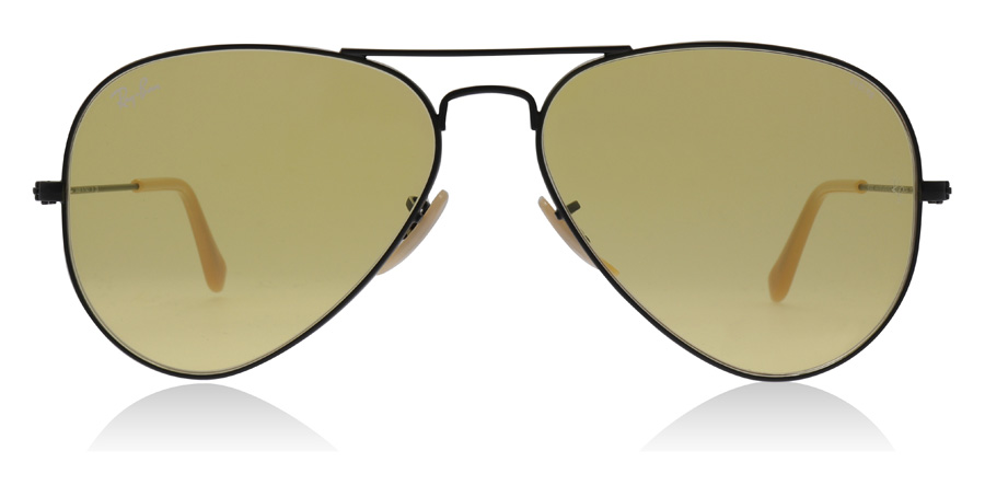 Ray-Ban RB3025 Black 90664A 58mm