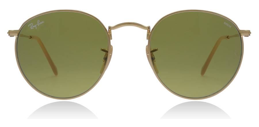 Ray-Ban RB3447 Gold 90644C 50mm