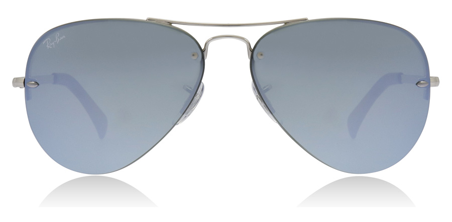 Ray-Ban RB3449 Silver 003/30 59mm