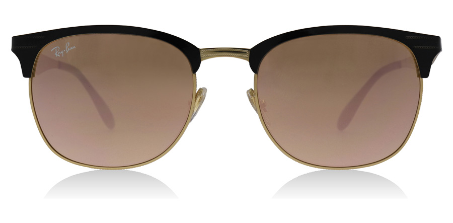 Ray-Ban RB3538 Black / Gold 187/2Y 53mm