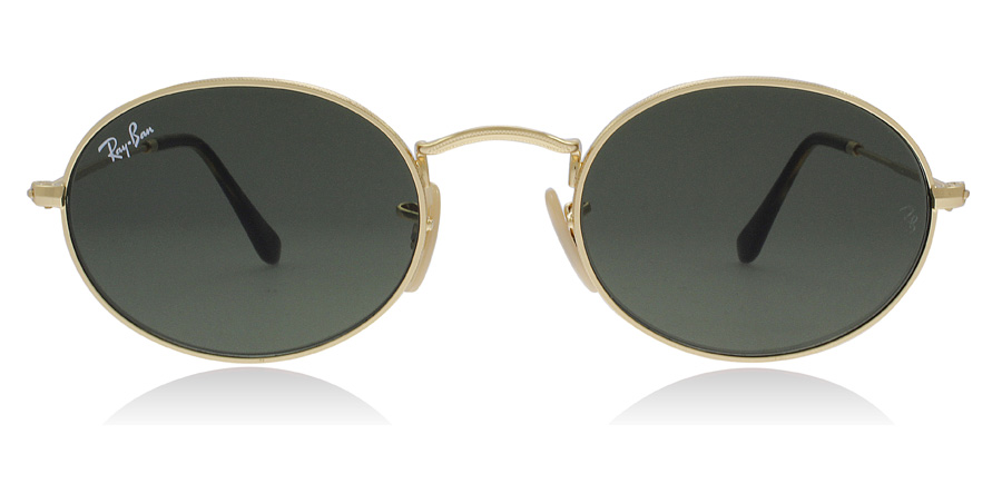 Ray-Ban RB3547N Gold 001 51mm