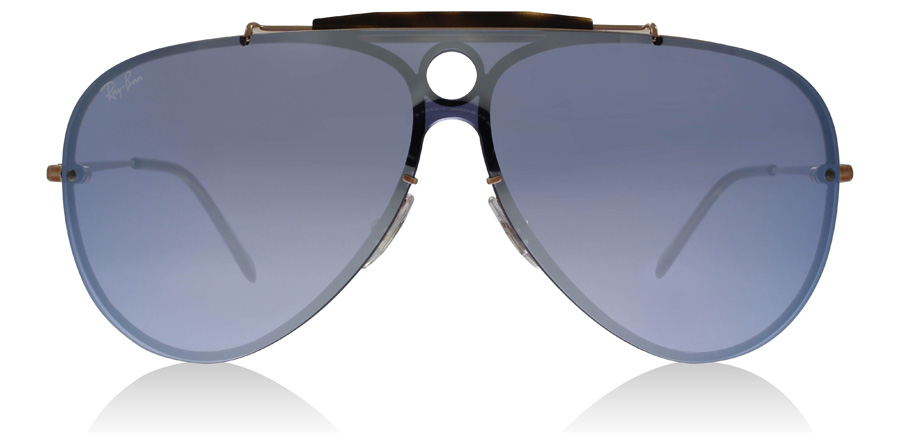 Ray-Ban RB3581N Blaze Shooter Copper 90351U 32mm