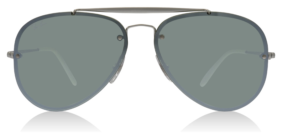Ray-Ban RB3584N Blaze Silver 905130 58mm