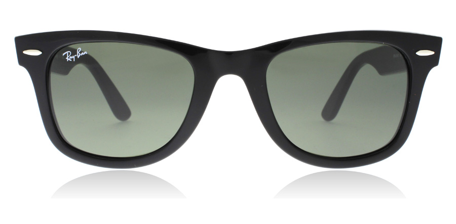 Ray-Ban RB4340 Black 601 50mm